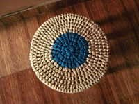 Knitted Stool