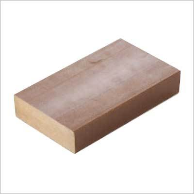 PVC Wood Plastic Profiles
