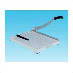 Hand Operated Paper Cutter