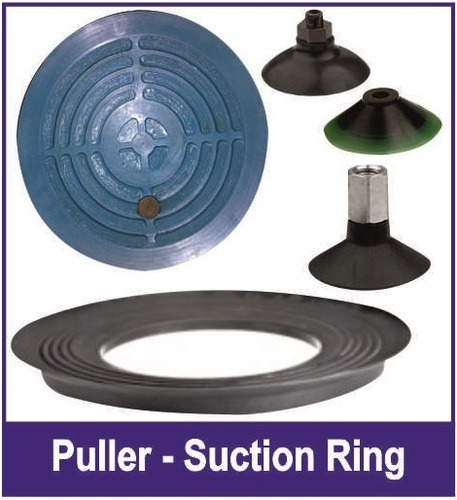 Suction Rings for Vaccum Lifters / Pullers