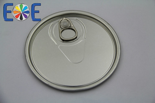 Tinplate Partial Easy Open Lid Company
