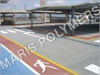 External Car-Parking Flooring Systems