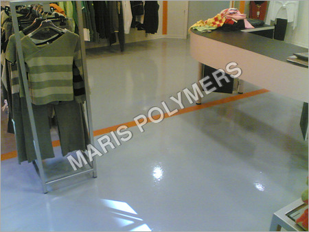 Thin-Layer Commercial Flooring Systems