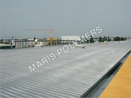 Polyurethane Spray Waterproofing