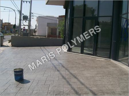 Transparent Stamped Concrete Sealers