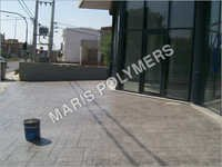Transparent Stamped Concrete Sealers