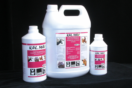 KAL.MAXCalcium, Iron & Vitamin D3 & B12 Suspension