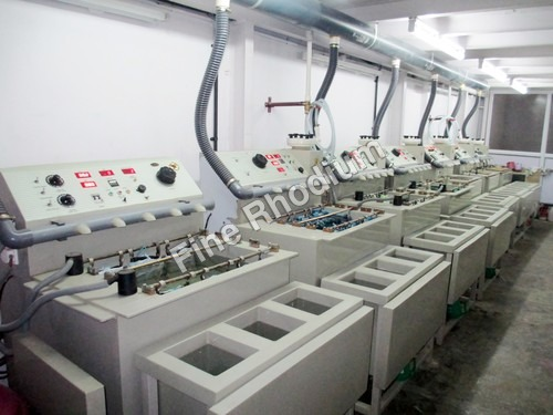 Industrial Gold Plating Machine
