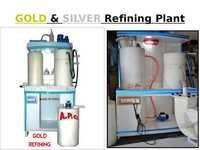 Silver Refining Machine