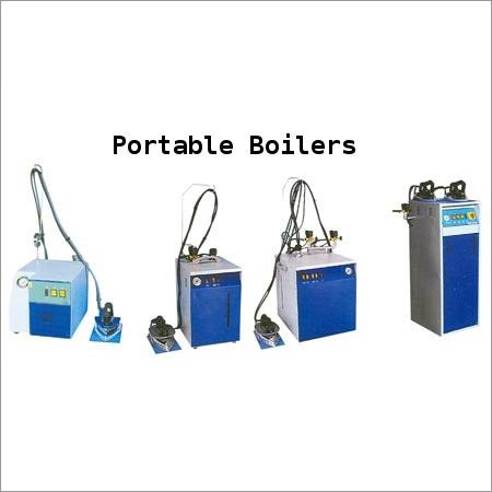 Textile Portable Boilers