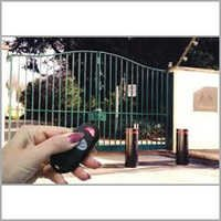 Commercial Remote Gate