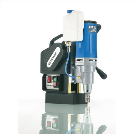 Automatic Feed Magnetic Drilling Machine