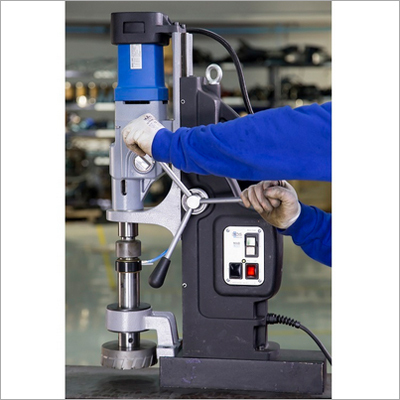 Magnetic Base Drilling Machine Made in Germany
