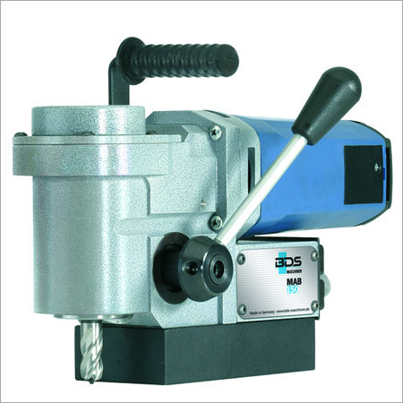 Horizontal Magnetic Drilling Machine