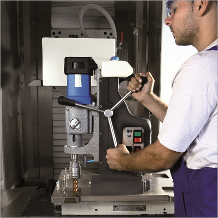Magnetic Drilling + Tapping Machine (100 mm/M30)