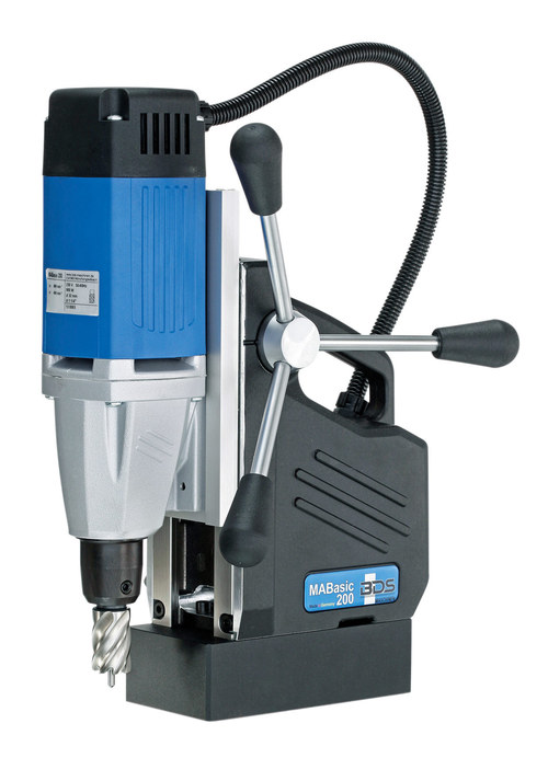 Low Cost Magnetic Drilling Machine From Germany