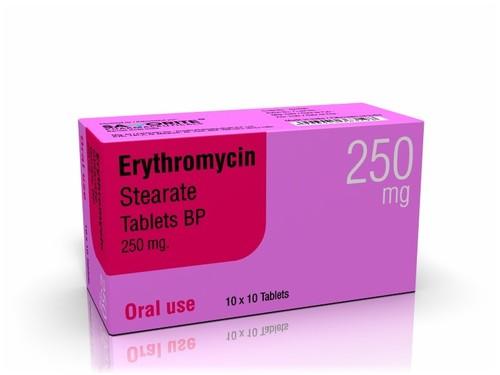 Erythromycin Stearate Tablet
