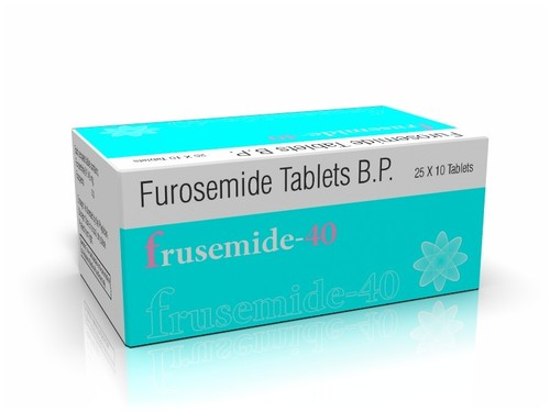 Frusemide Tablets B.P