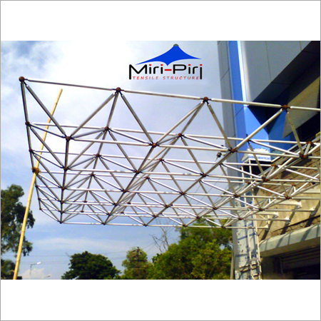 Cantilever Entrance Walkway Structures