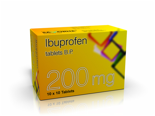 IBUPROFEN TABLETS BP