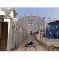 Tensile Walkway Structures