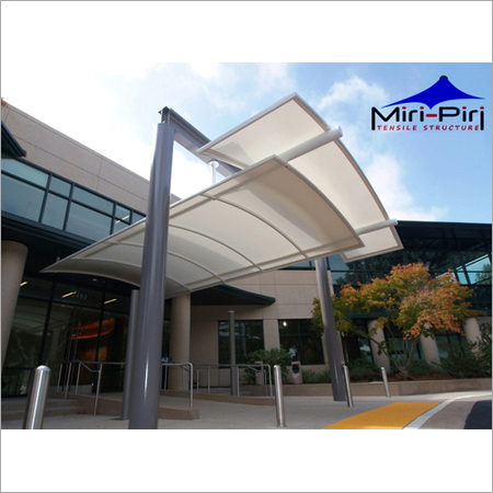 Entrance Fabric  Structures
