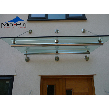 Entrance Glass Canopies