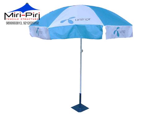 Outdoor Steel Umbrellas