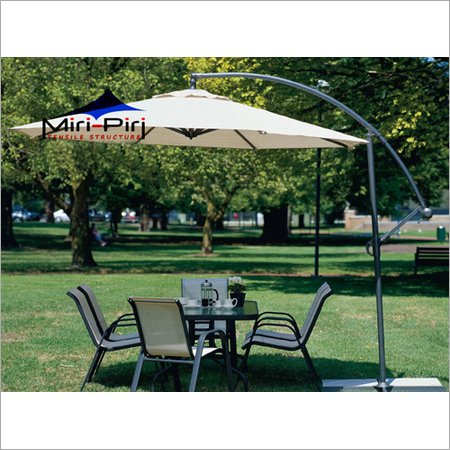 Patio Side Pole Garden Umbrellas
