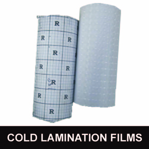 COLD LAMINATION FILMS