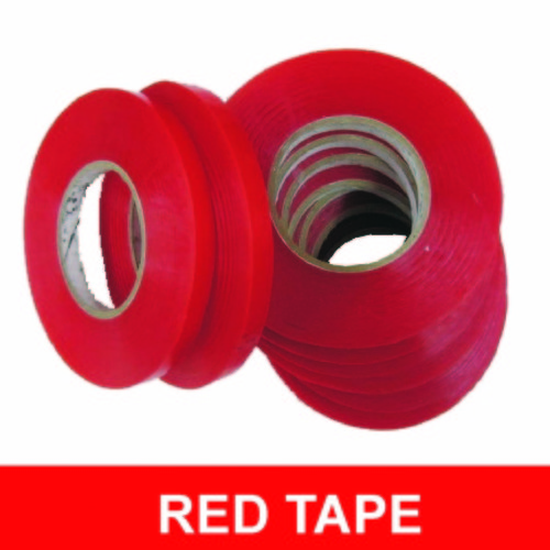 DOUBLE TAPE RED