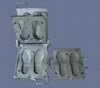 PVC Sole Shoes Mould