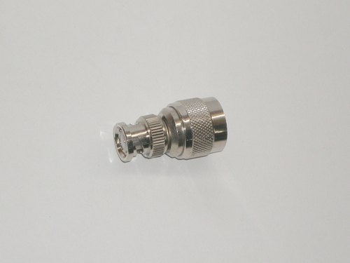 UHF Male to BNC Male Adapter Connector