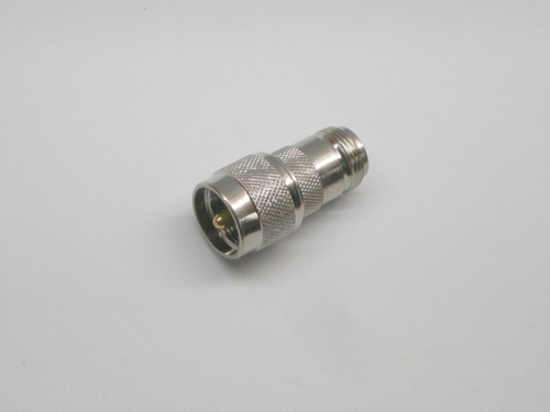 N Female to UHF Male Adapter Connector