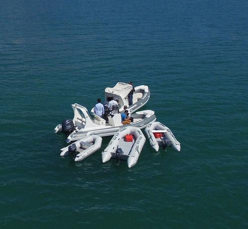 Liya Rubber Inflatable Boats