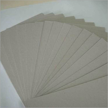 Grey Paper Boards