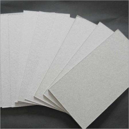 Grey Cardboard Paper