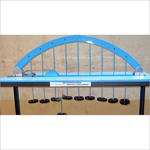 Hinged Arch Apparatus
