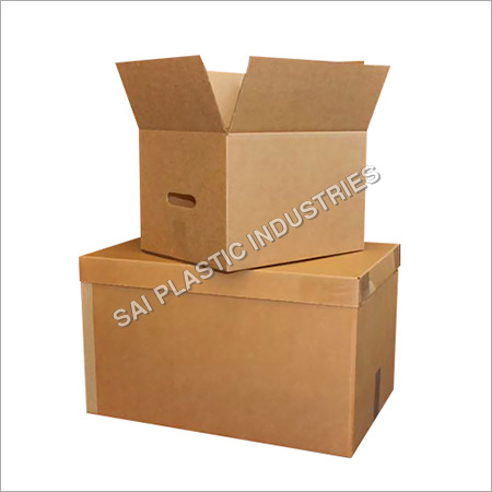 Corrugated Fiberboard Boxes