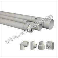 Rigid PVC Irrigation Pipe