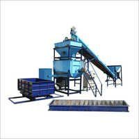 Cellular Light Weight Concrete Plant