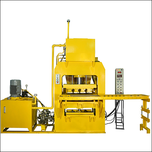 Brick and Block Making Machine