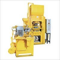 Interlocking Concrete Block Making Machines