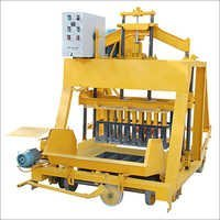 Concrete Block Machines