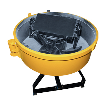 Planetary Pan Mixer
