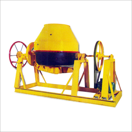 Factory Model Concrete Mixer