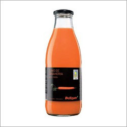 Spanish Organic Carrot Juice