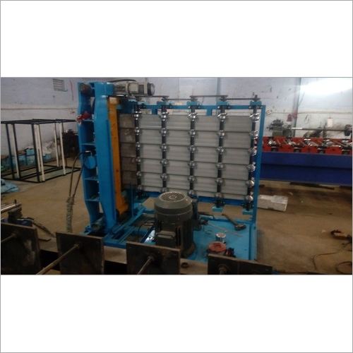Roofing Sheet Crimping Machine