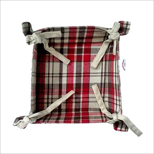 Foldable Square Bread Basket