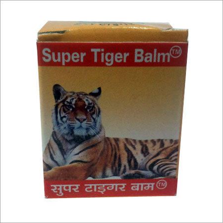 Tiger Balms